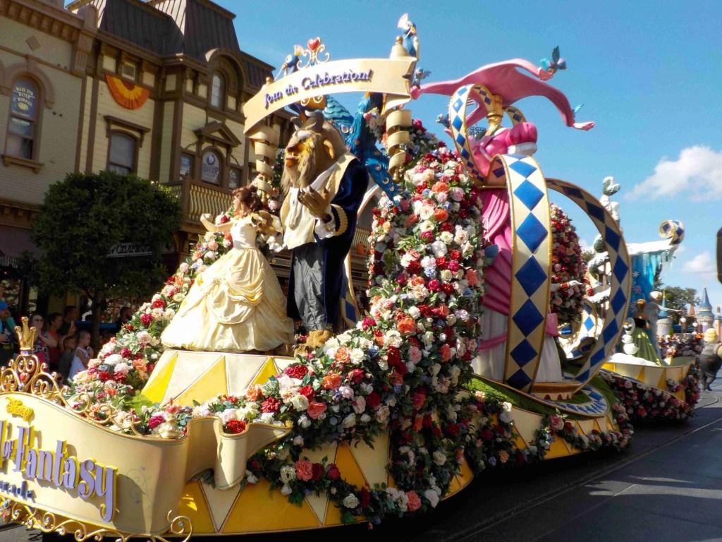 Festival of Fantasy Parade Magic Kingdom Fascinating Facts