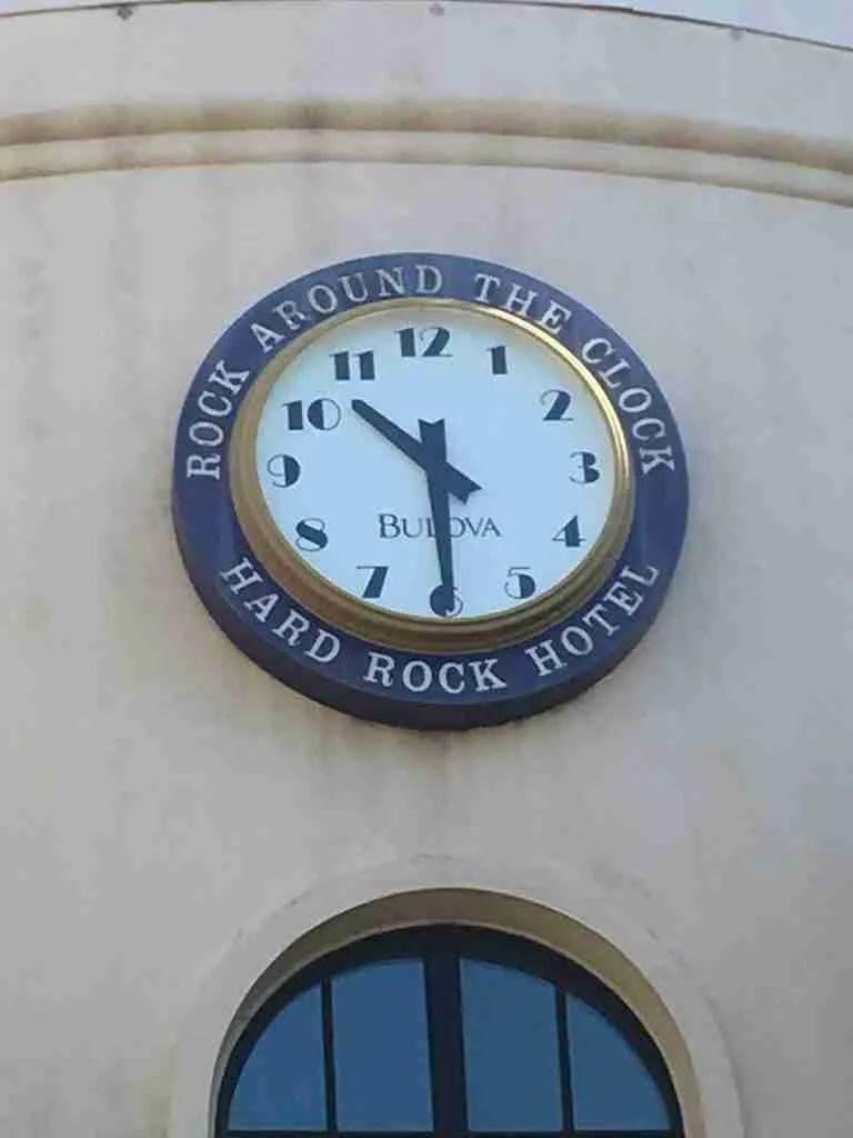 Hard Rock Hotel Universal Orlando includes Universal Express pass