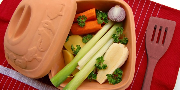 Eating In Moderation: Semi-Vegetarian?