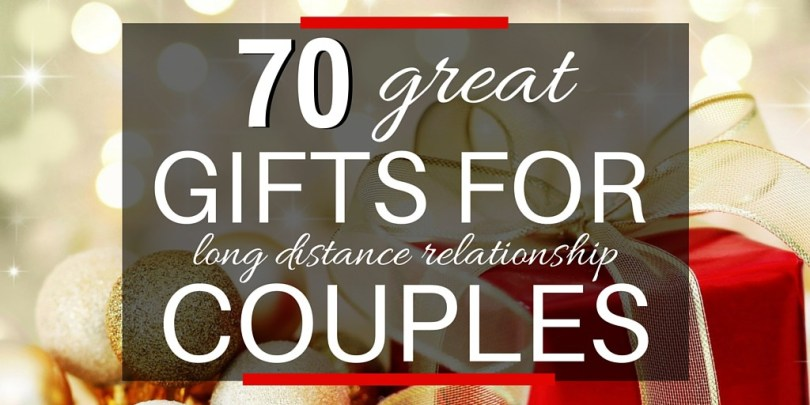 long distance relationship gifts for couples