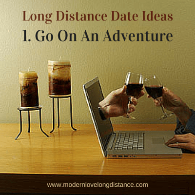 Distance dating ideas