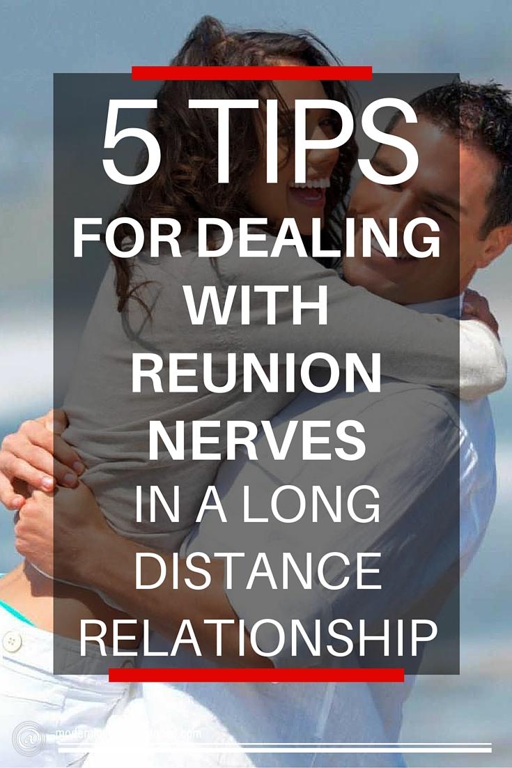 Reunion nerves