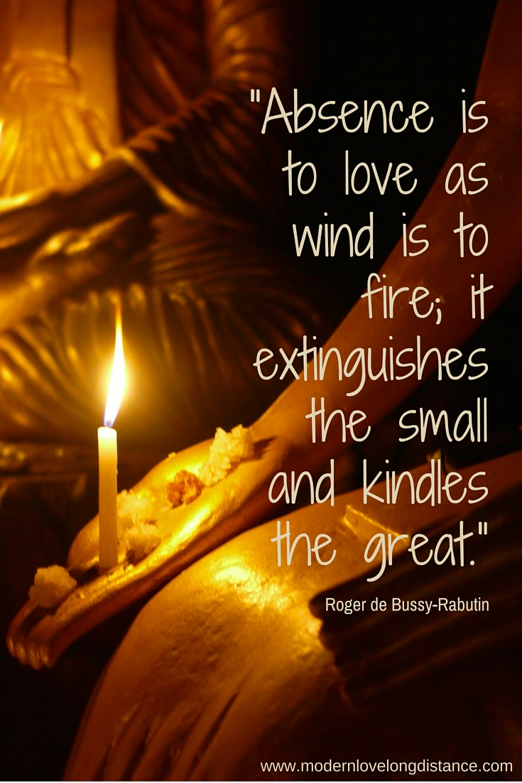 100 Timeless LDR Love Quotes - Roger de Bussy-Rabutin