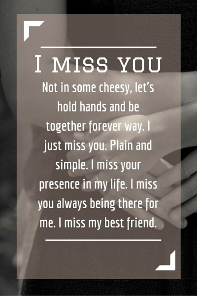 I miss you(1)