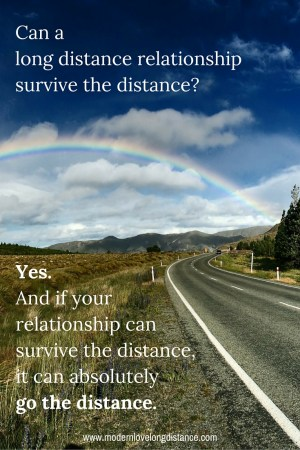 Survive the distance