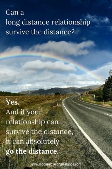 survive a long distance relationship