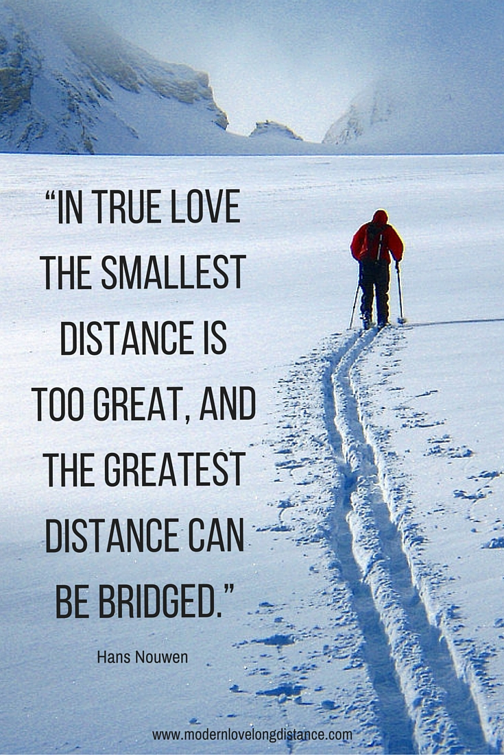 100 Timeless Long Distance Relationship Quotes - Henri Nouwen