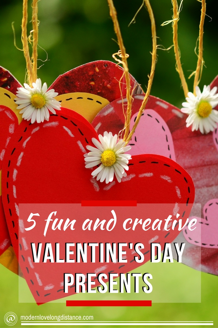 5 creative valentine's day present ideas