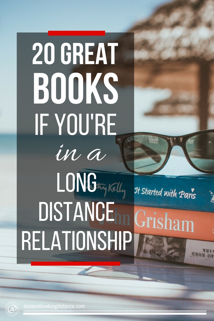 20 Books for Couples Long Distance Relationships
