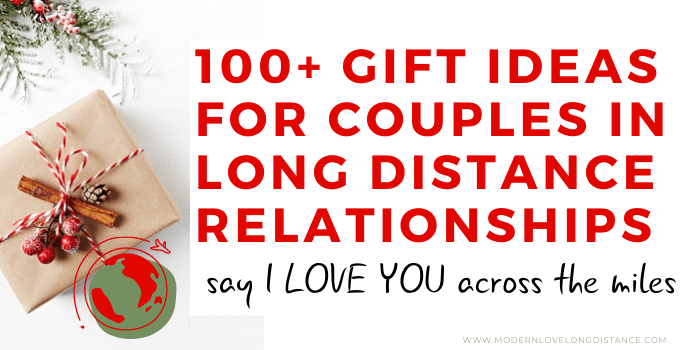 100 Inspiring Long Distance Relationship Gifts They Will Love