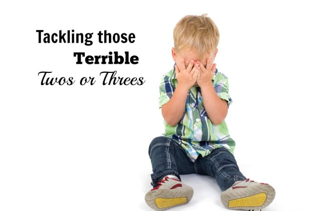 terrible twos