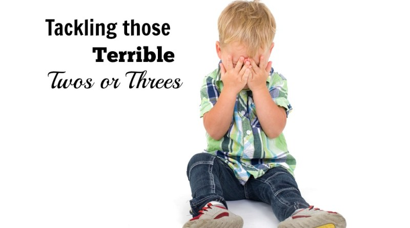 terrible twos