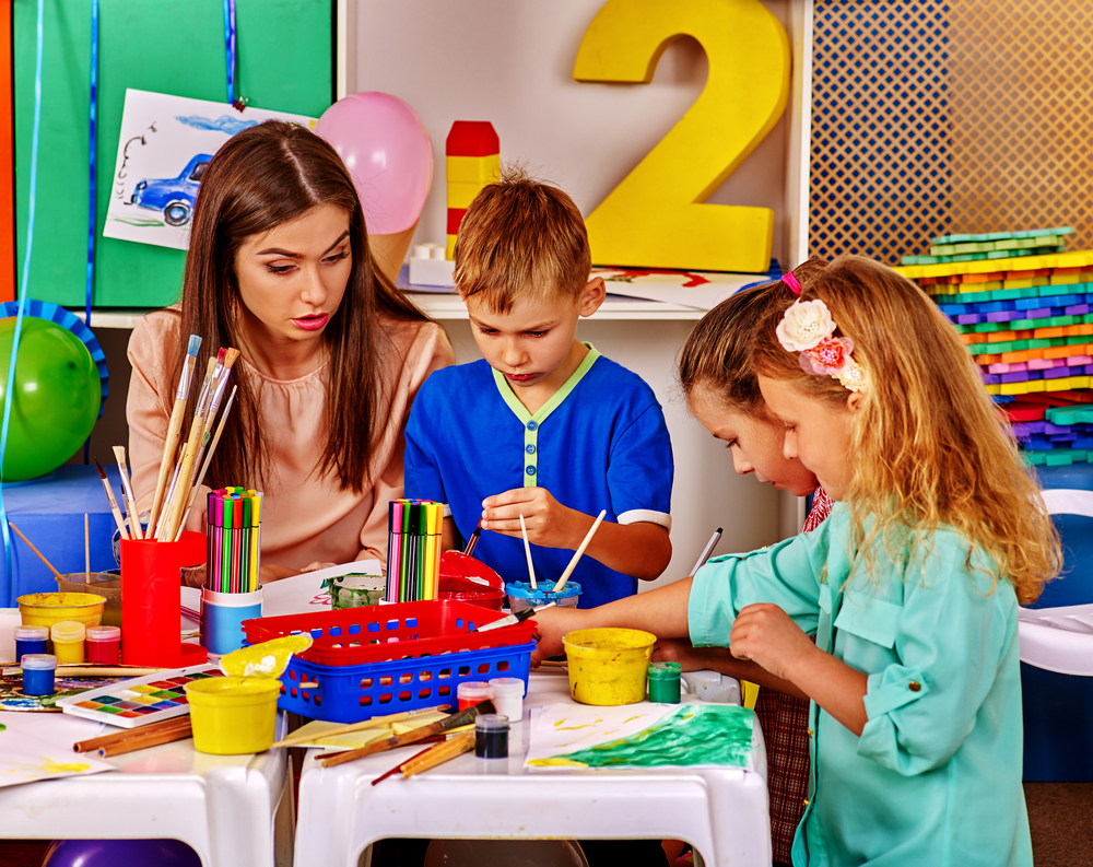 Classes for 0-5 year olds in the Fraser Valley