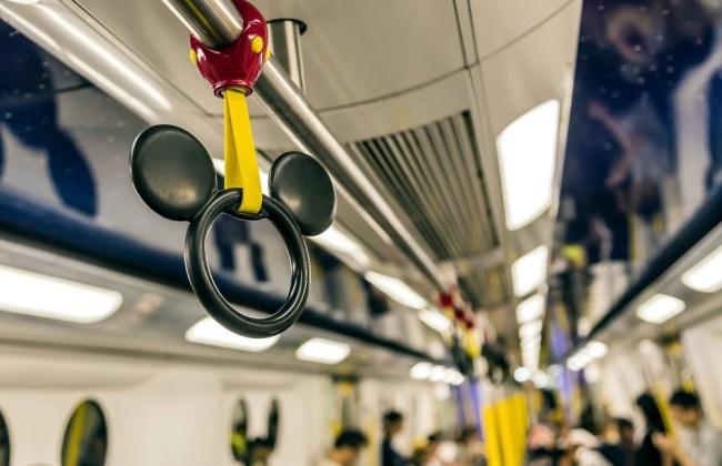 Disneyland visit vacation