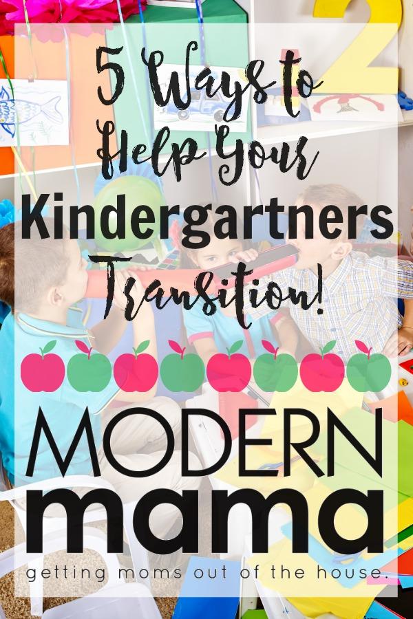 Help Your Kindergartner