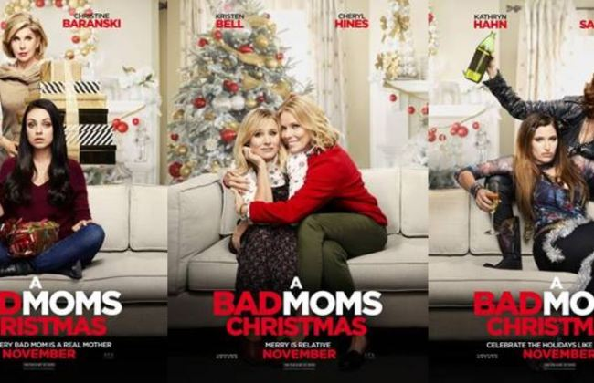 Bad Mom Christmas.Bad Moms Christmas Is Almost Here Modern Mama