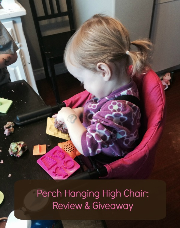 My Little Product Tester Has Been Hard At Work This Past Week As We Have  Been Using The Guzzie+Guss Perch Hanging High Chair And I Must Say She Is A  Fan!