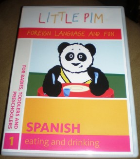 Little Pim Spanish: Eating and Drinking