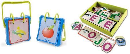 Bilingual Toys from Ingenio