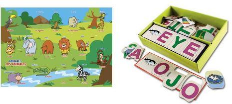 Bilingual Games from Ingenio