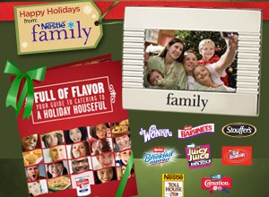 Win a Gift Package of Nestle Family Products!