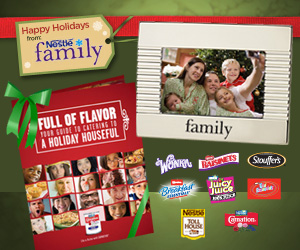 Nestle Family Giveaway Package