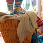How Young Children can Help with the Laundry
