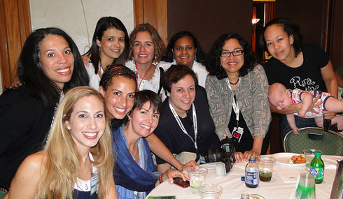 Latinas at BlogHer 2010