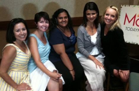 TODAY Moms Interviews Latina Bloggers
