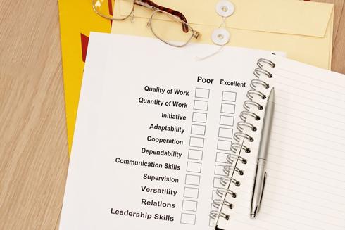 Employee Appraisal Survey