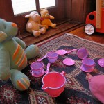 Sharing Childhood Memories with your Children