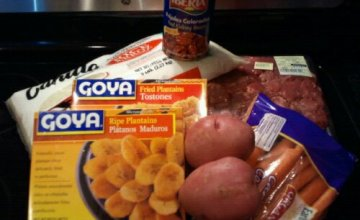 Recipe for Puerto Rican Carne Guisada Meal