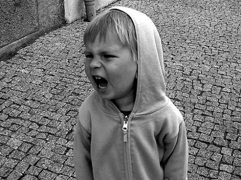 Kid Screaming