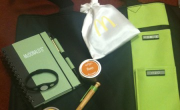 Better Options with Fast Food: McDonald's First Taste Lessons {Giveaway & Videos}