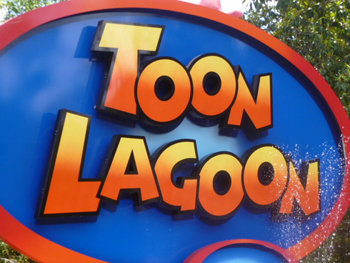 Toon Lagoon at Universal's Islands of Adventure