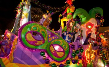 Family Mardi Gras Fun…in Orlando?