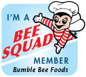 Joining the Bumble Bee Squad with Bumble Bee Foods!
