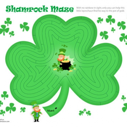 Free St Patricks Day Printables and Activities for Kids