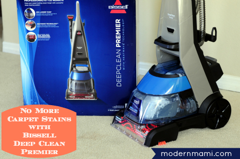 Bissell Deep Clean Premier Review