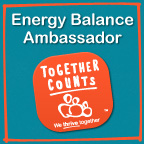 Teaming Up with Together Counts & Working Together as a Family for a Well-Balanced Life