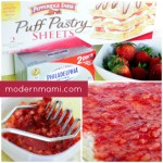 Strawberry and Cream Cheese Pastelitos (Pastries) {Recipe}