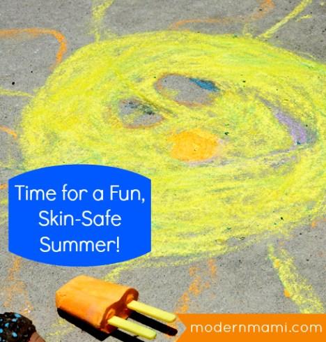 Having a Fun, Skin-Safe Summer