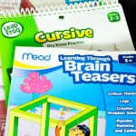 Summer Learning and Fun Kit to Keep Kids Busy and Engaged While Out of School
