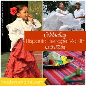 Hispanic Heritage Month Activities for Kids