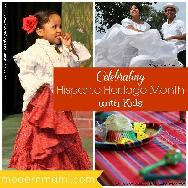 Hispanic Heritage Month Activities for Kids, Celebrating Hispanic Heritage Month and Latino Culture with Kids