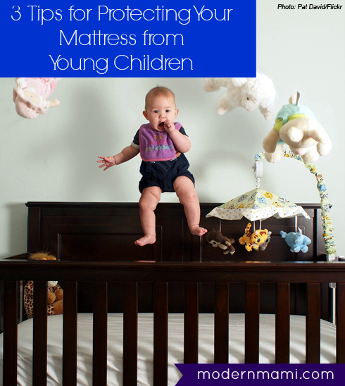 Tips for Protecting Your Mattress from Young Children