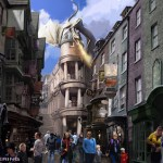 New Details & Images from Universal Orlando on Diagon Alley & Wizarding World of Harry Potter Expansion!