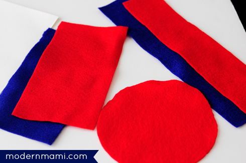 How to Make Country Flags, an Easy Winter Olympics Craft for Preschoolers