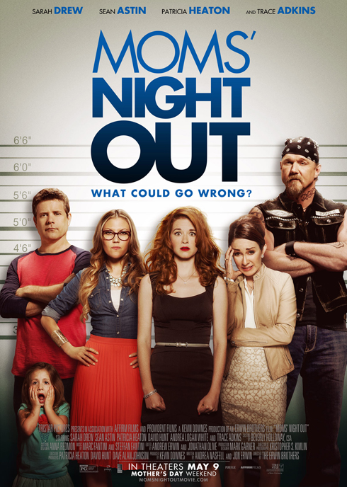 Moms' Night Out Movie Review
