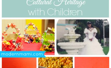 Celebrating Black History Month: 5 Ways to Preserve Cultural Heritage with Children